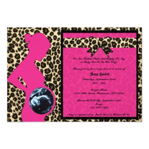 382 best Ultrasound Baby Shower Invitations images on Pinterest