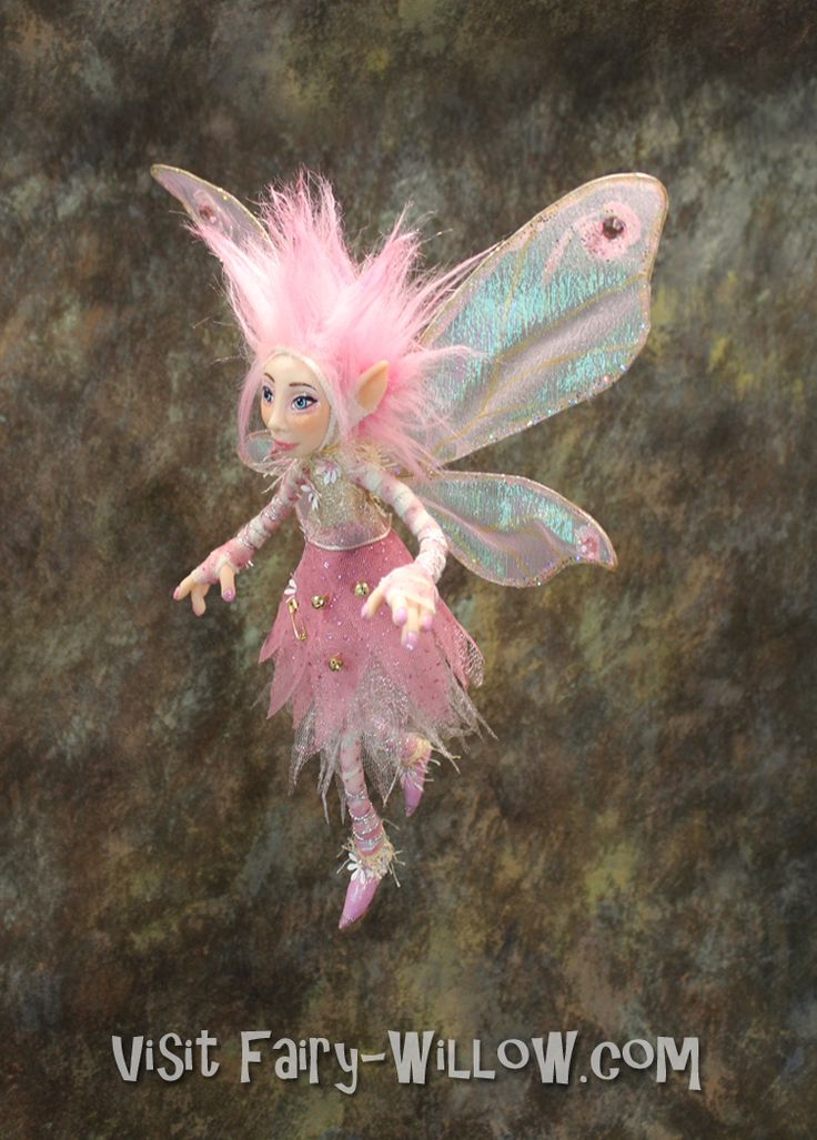 New Sugar Glitter Fairieshttp://fairy-willow.com/shop.html