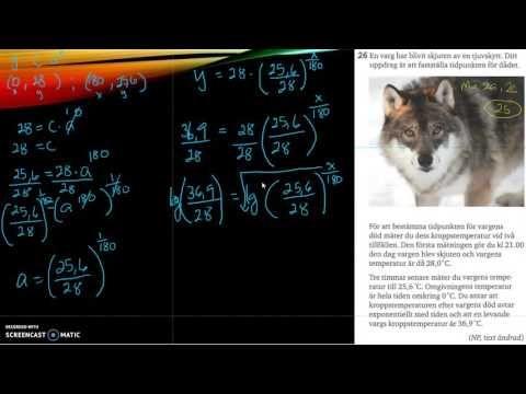 Matematik 5000 Ma 2b   Kapitel 2   Blandade övningar 2   26 del 2