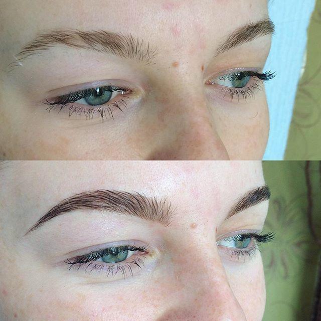 Широкие ухоженные брови на сегодняшний день являются признаком хорошего вкуса, так же как ухоженные ногти или здоровая кожа. При окрашивании от  природы густые брови важно не переутяжелить, корректируя легкой тенью ⠀ #browhenna #eyebrows #eyes #brow #brows #browmaster #instabrow #beauty #fashion #face #natural #naturalbeauty #abhbrows #широкиеброви #брови #красивыеброви #идеальныеброви #бровипенза #бровистпенза#колористикабровей #окрашиваниебровей #окрашиваниебровейхной #окрашиваниехной…