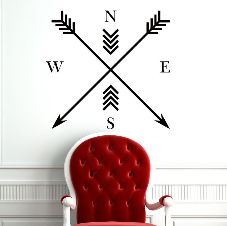 Wall Art Stickers East Rand : Best images about arrows decor on vinyls