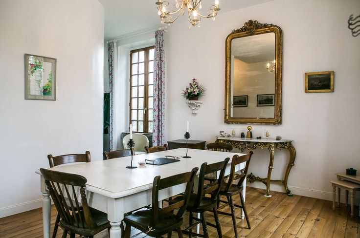 La Joliette, Oloron Ste Marie, Aquitaine, France An elegantly furnished and imposing maison de maitre enjoying wonderful mountain views from its hill-top position.