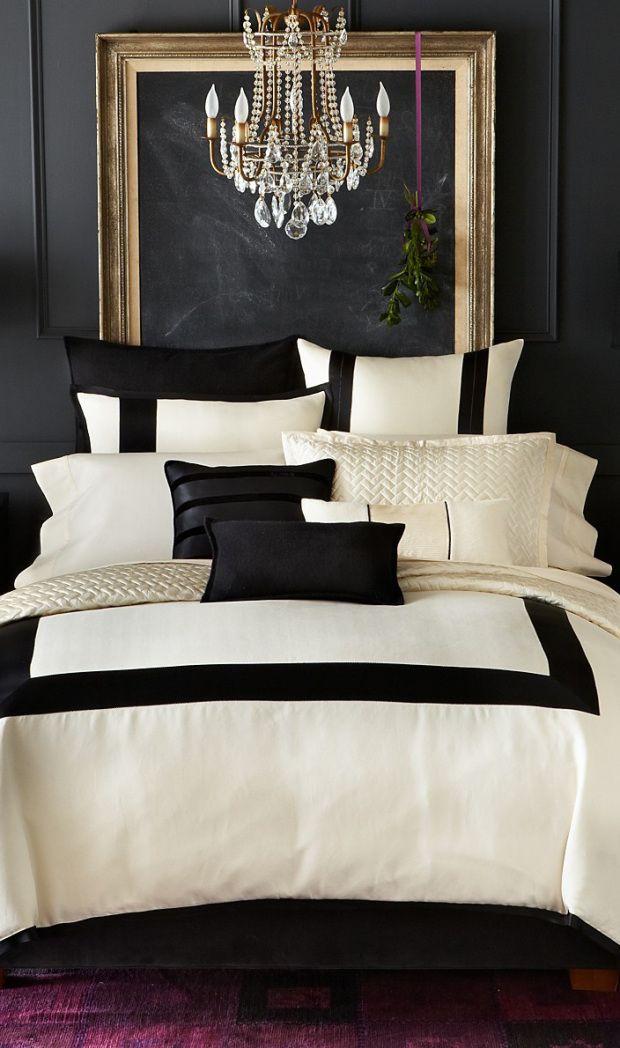 Дизайн золотой спальни в стиле Арт-деко
