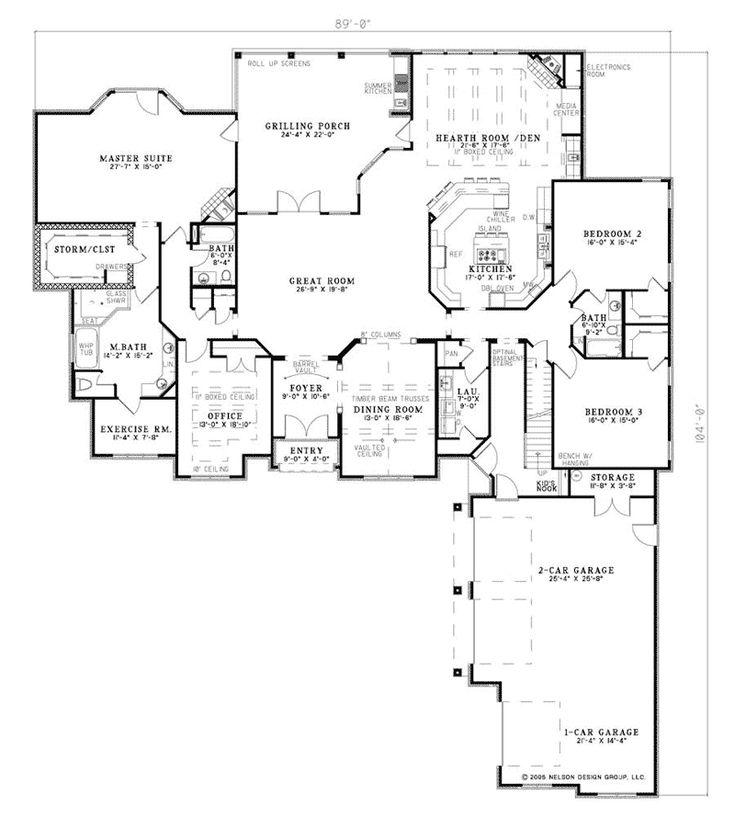 23 best Floor plans images on Pinterest House floor plans Home