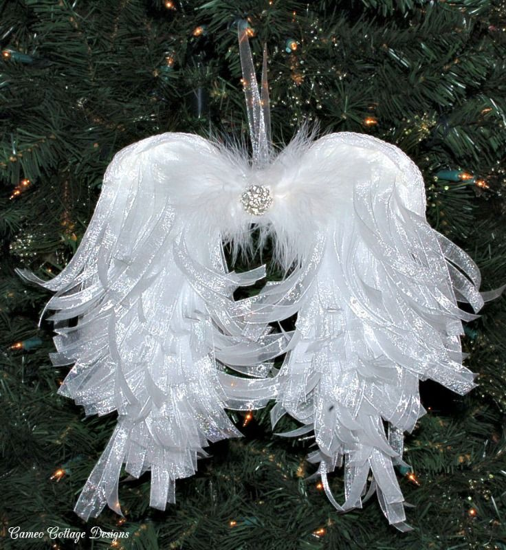 Christmas Tree Angel Decorations: 15 Must-see Christmas Angels Pins