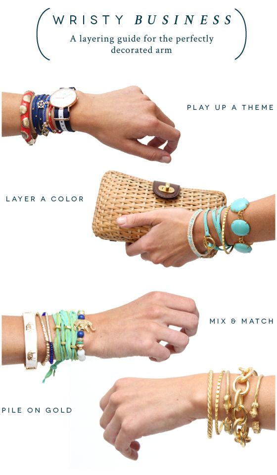 Arm Candy inspiration, come into Miss Match and let us help find you some delicious arm candy! #missmatchsd