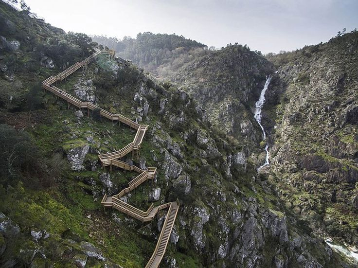 Amazing Paiva Walkways Tourism