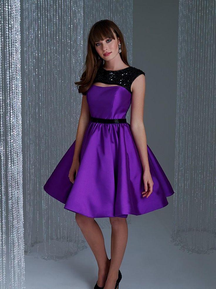 Best 25+ Purple cocktail dress ideas only on Pinterest ...