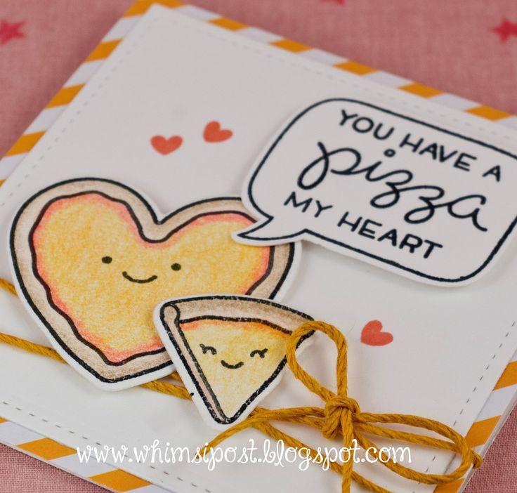 Cheesy Valentine's Day Card close