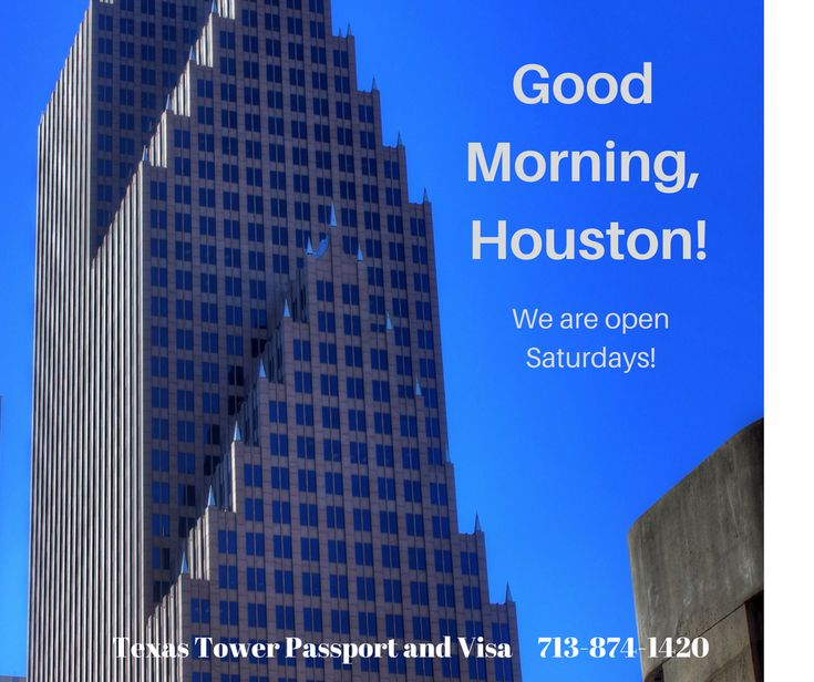 Need your passport or visa in a rush and don't know where to go on the weekend? We're ready to help you!