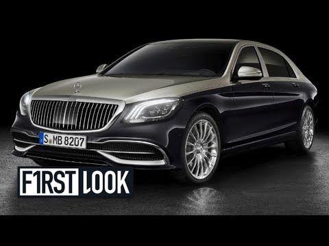 New Luxury 2018 Mercedes Maybach S680 V12 6 0 L 530 Hp