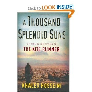 A Thousand Splendid Suns.  magical!