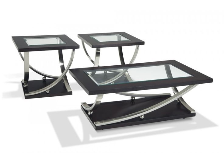 Cosmo Coffee Table Set | Cosmo | Living Room Collections | Living Room | Bob's Discount Furniture