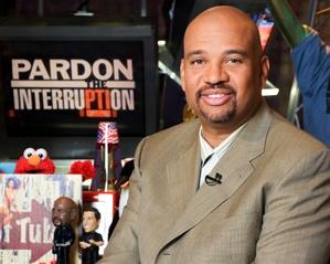 Michael Wilbon, ESPN, Parton The Interruption
