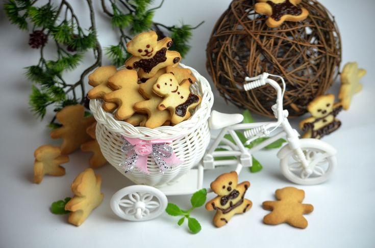 Песочное печенье на рассоле из консервированных помидоров | FoxOutBox.RU