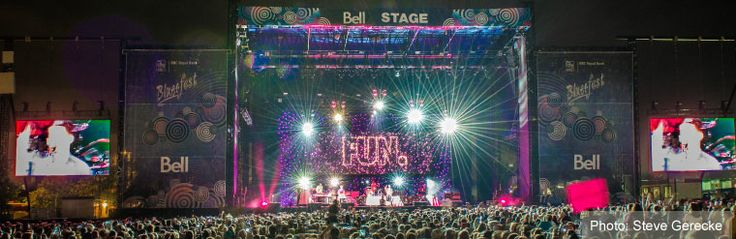 Fun. performing at the RBC Royal Bank Ottawa Bluesfest 2013 which takes place every July in Ottawa, Canada. For more Ottawa festival info visit: http://www.ottawatourism.ca/en/visitors/what-to-do/festival-and-events