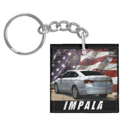 #2014 Impala LS Keychain - cyo customize design idea do it yourself diy