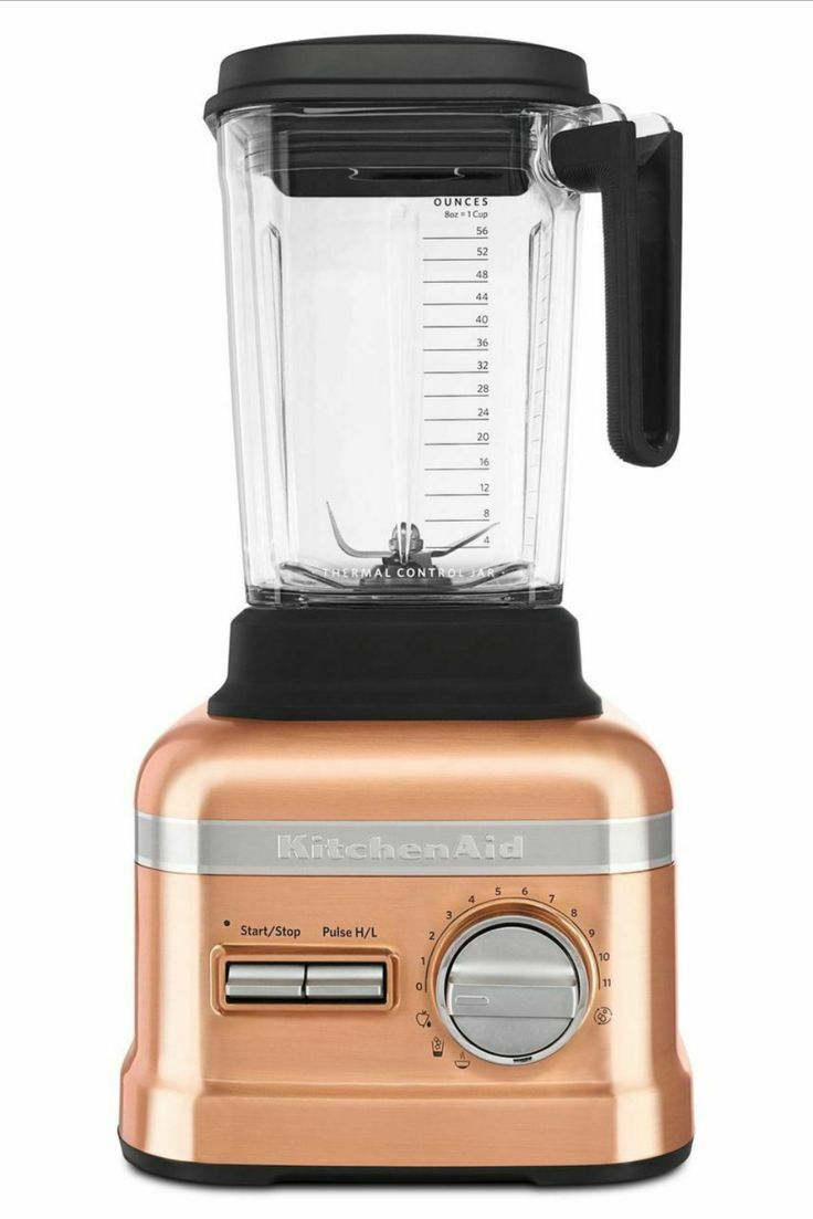 Kitchenaid pro line copper clad blender with thermal