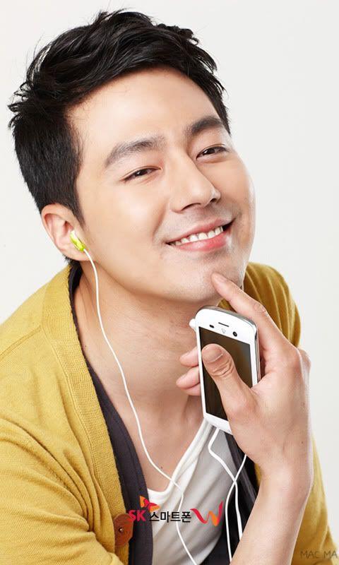 Jo In Sung - cute smile :)