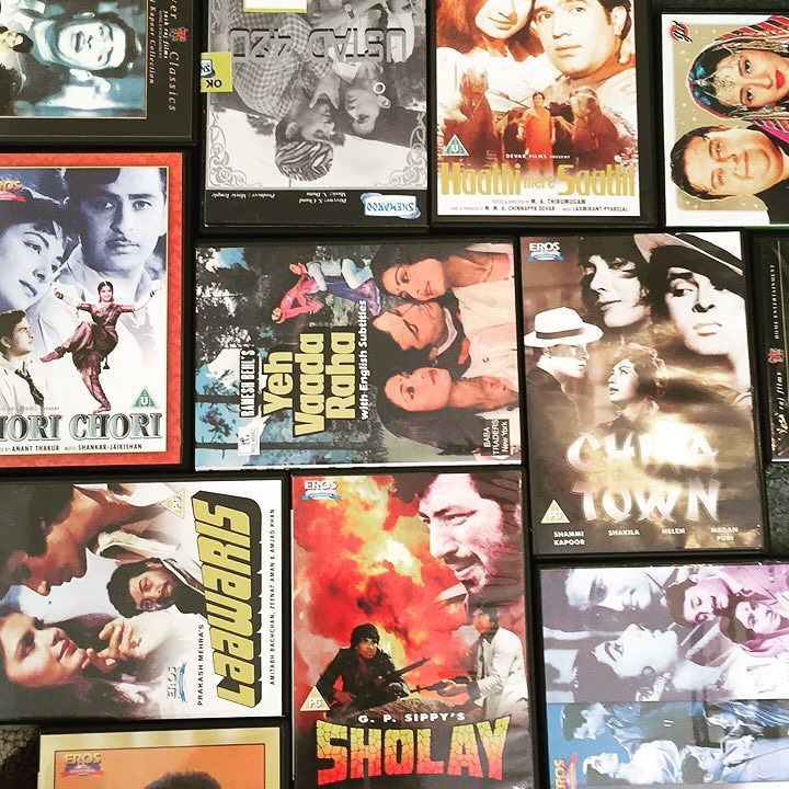 I found a crazy amount of #Bollywood movies yesterday  #indianfilm #indian #hindi #bollywoodmovies if anyones interested dm me and I can get you a sweet deal.