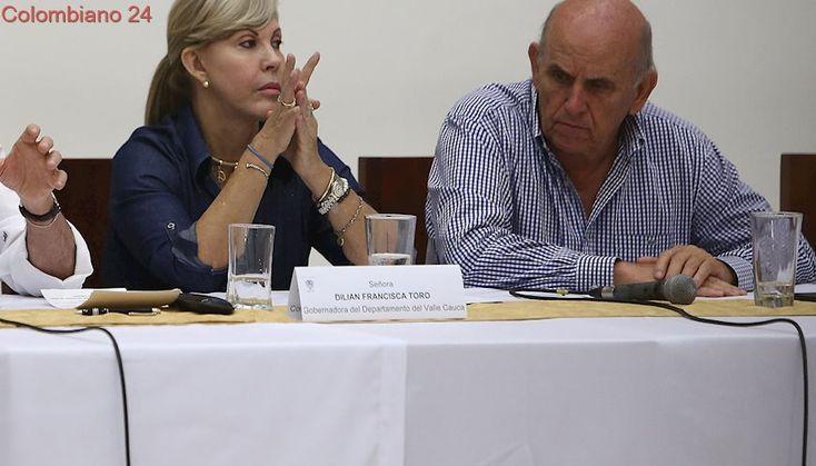 Juez ordena arresto para gobernadora del Valle y alcalde de Cali