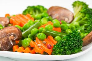 SEVEN VEGGIES that are high in protein!!