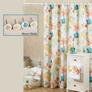 teal shower curtain hooks. Tropical Fish Shower Curtain Hooks Best 25  curtain hooks ideas on Pinterest rods and