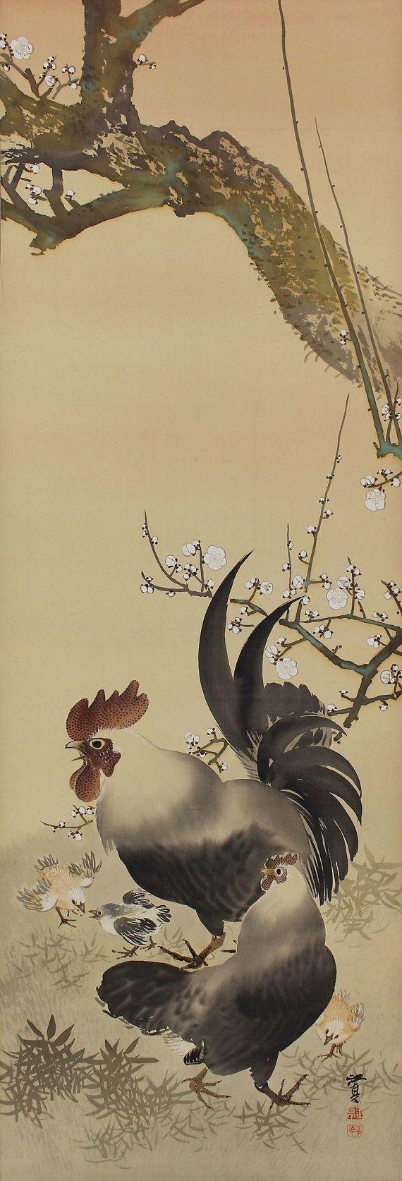 239 best Birds SUMI-E images on Pinterest | Asian art, Chinese ...