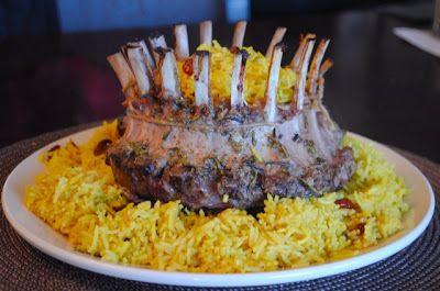 ♔ Delicious Food: Корона из каре ягненка автор: Невыразимая легкость кулинарного бытия...