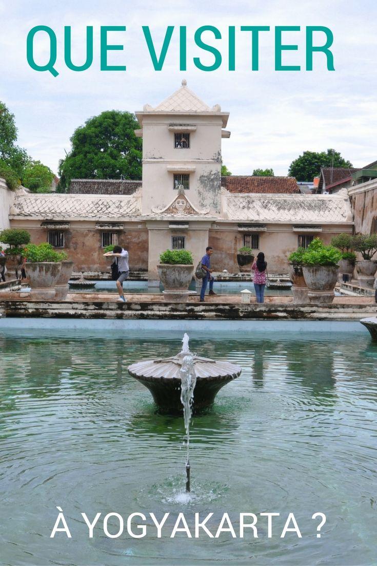 Que voir et que visiter à Yogyakarta en Indonésie?