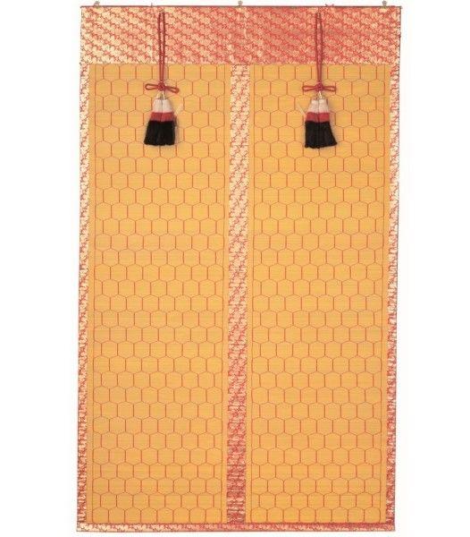 大阪金剛簾 | 伝統的工芸品 | 伝統工芸 青山スクエア