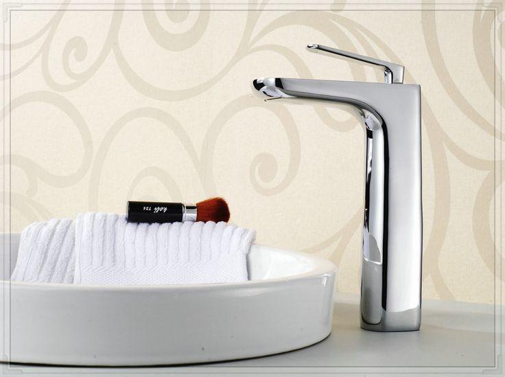 Купить товарКран для раковины для ванной комнаты кран выше горячей и холодной смесителя кухня лучшие продажи латунь Krane DSG 95801 2 в категории Смесители для умывальникана AliExpress.            &