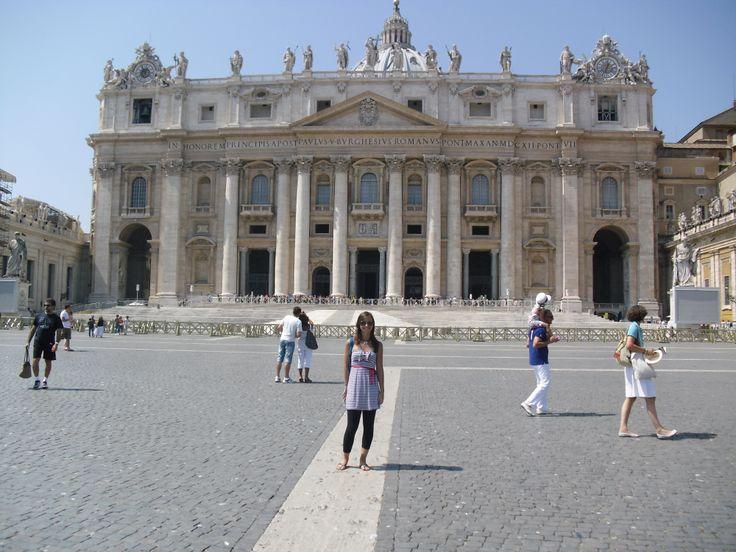 Il Vaticano, Piazza San Pietro