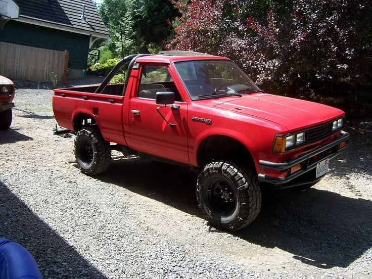 '82 720 Build Up - Pirate4x4.Com : 4x4 and Off-Road Forum ...