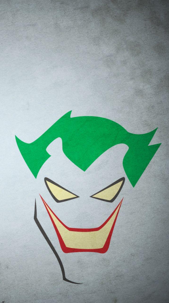 Cartoon Joker iPhone 5 wallpaper iPhone 6 Wallpapers