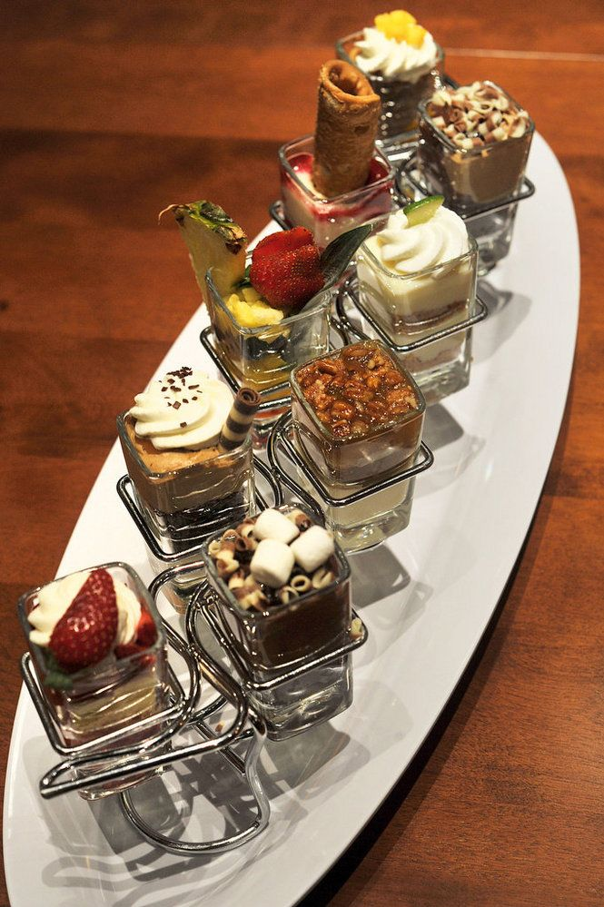 Season 52 features mini indulgences - high impact flavor desserts in smaller portion sizes