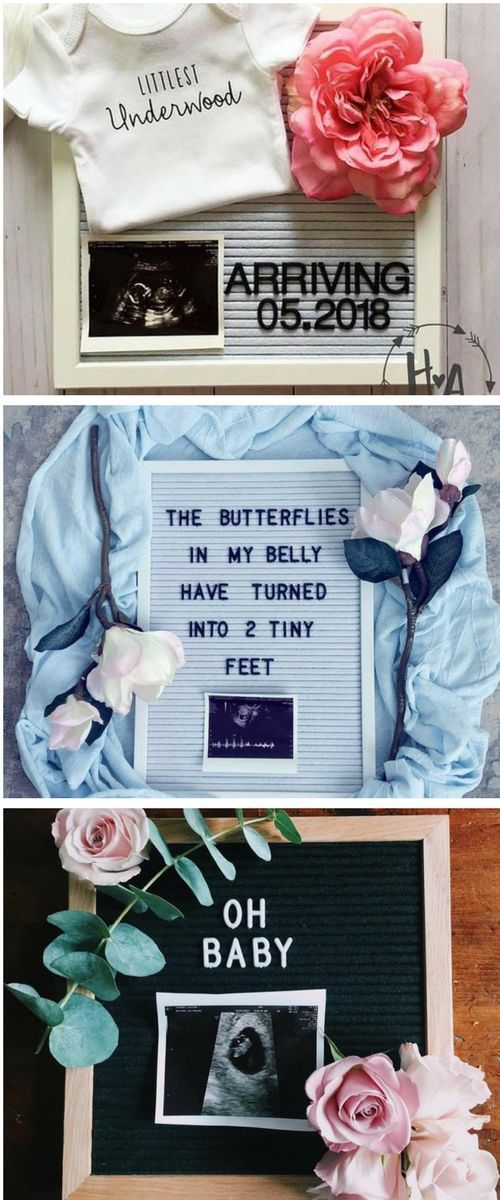 10 Unique Pregnancy Announcement Ideas That Will Bring Tears to His eyes       /…