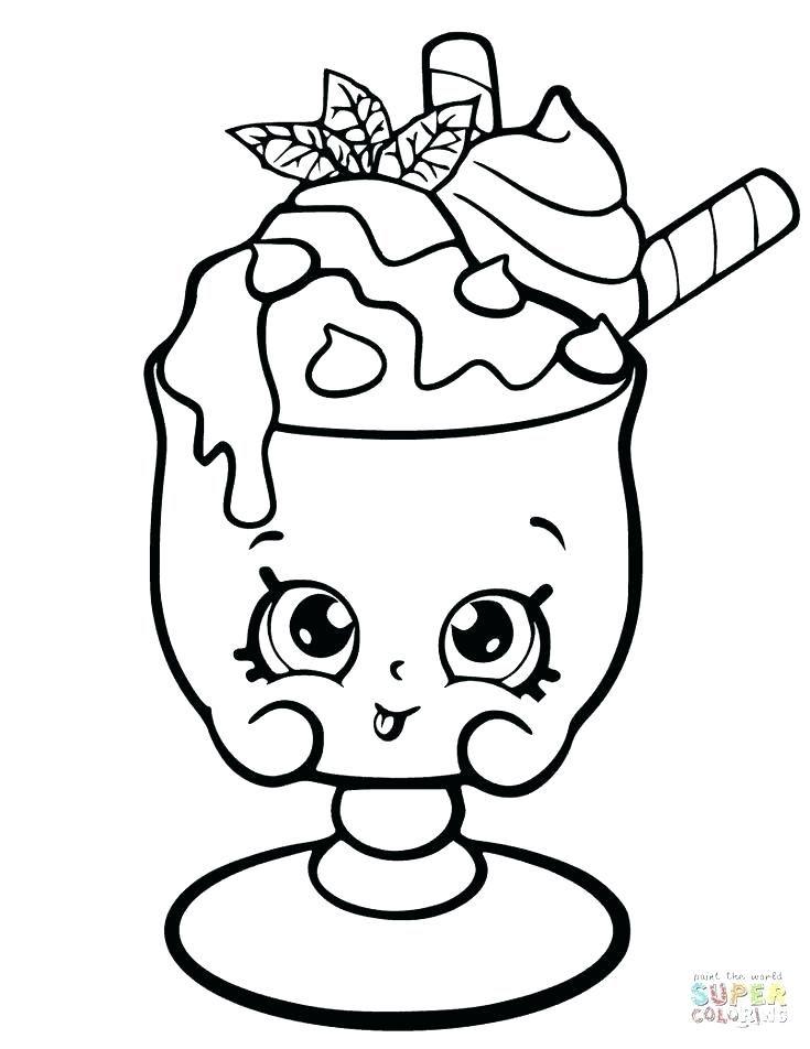 Color Facil Shopkins Dibujos Wwwimagenesmicom