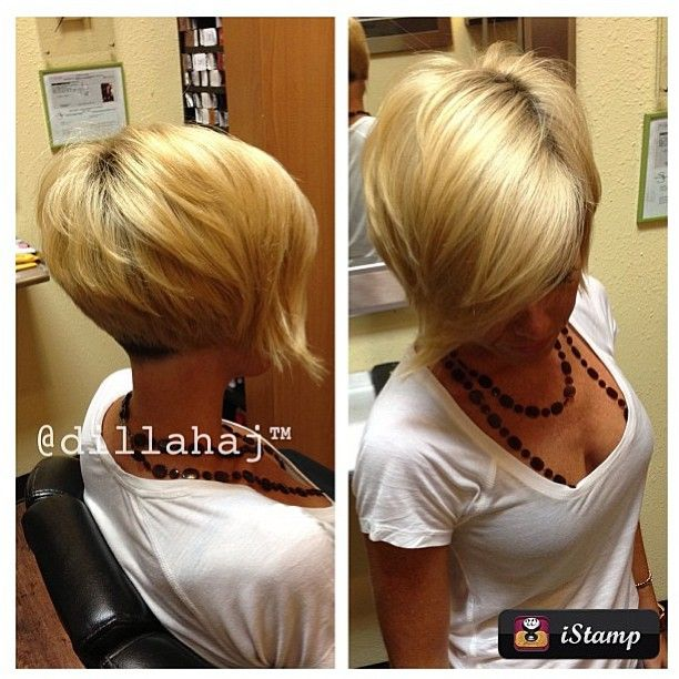 I wish I had thicker hair to pull this off!!