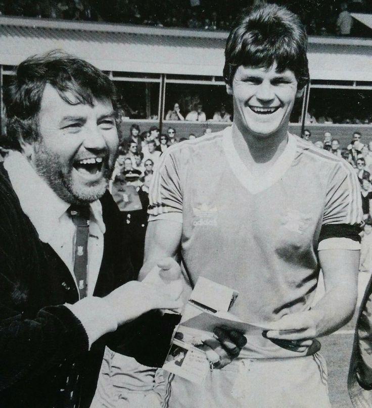 Jimmy Tarbuck, Joe Gallagher BCFC