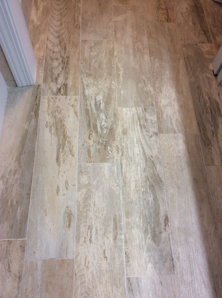 Love My Floor 12x24 Plank Tile Club Beige From Arizona Tile Looks Like Old Wood Beach