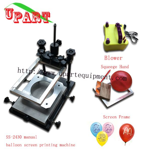 manual balloon screen printer for latex balloons with single color design //Price: $US $428.00 & FREE Shipping //     #homeappliance24