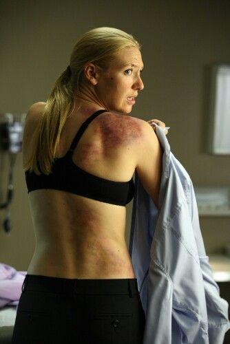 Anna Torv as Olivia Dunham, Fringe season 2