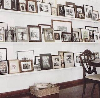 gallery picture wall.