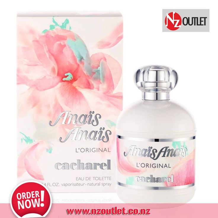 #Anais Anais L'original EDT | Cheap #Cologne #Shopping for Women in #NZ The #fragrance is centered around the notes of lily, mixed with other white and green flowers that express the freshness and purity. For more details about perfume and offers click here. http://nzoutlet.co.nz/product/product_details/d3