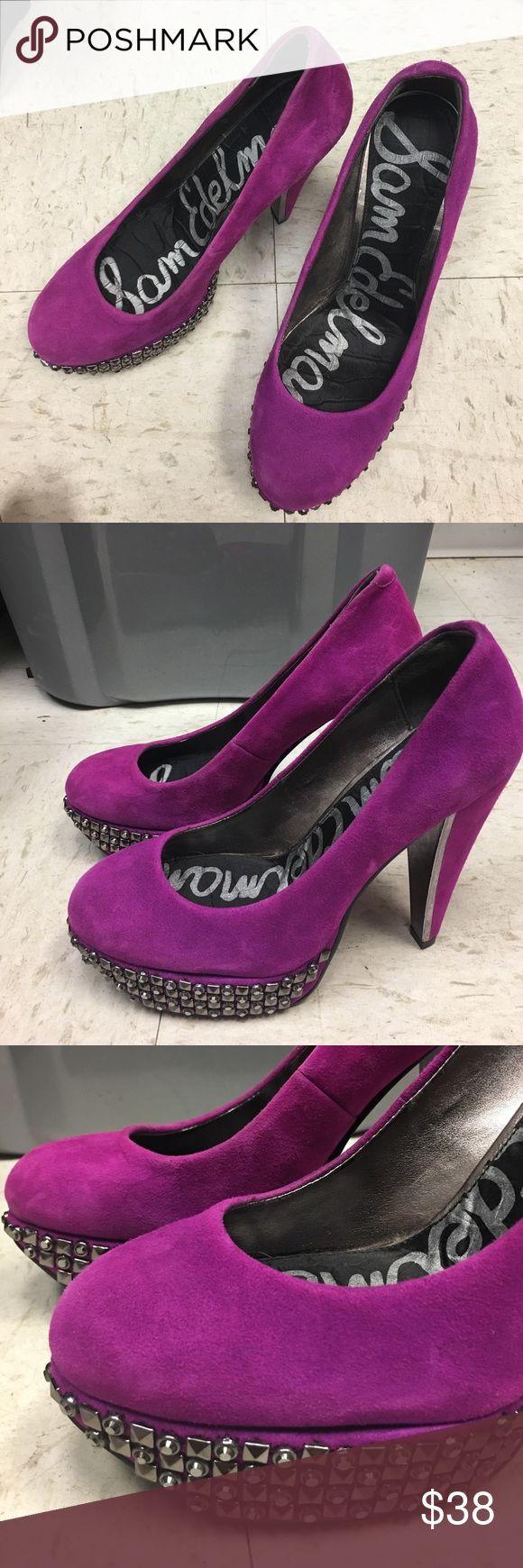 Sam Edelman heels women's size 7 Stunning Sam Edelman heels women's size 7 Sam Edelman Shoes Heels
