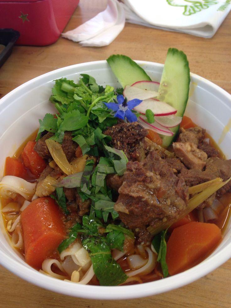 Viet Q Foods - Bo Kho - Beef braised in tomato, lemongrass, star anise and cinnamon