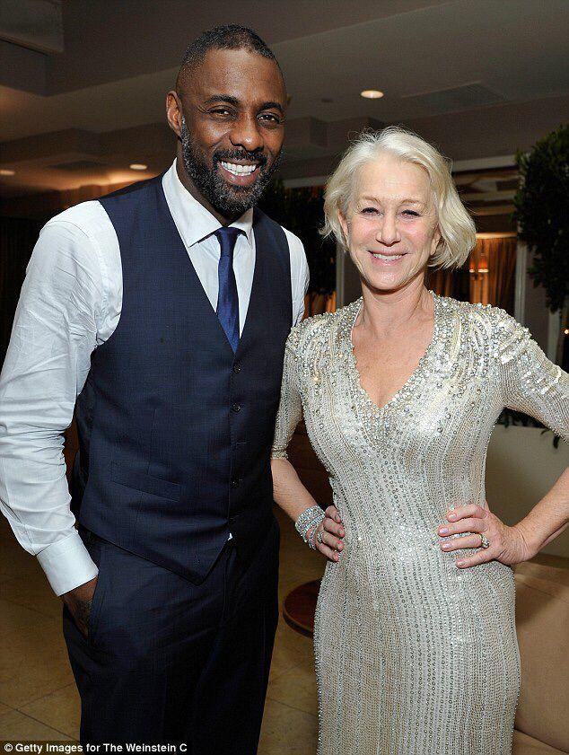 Idris Elba & Helen Mirren