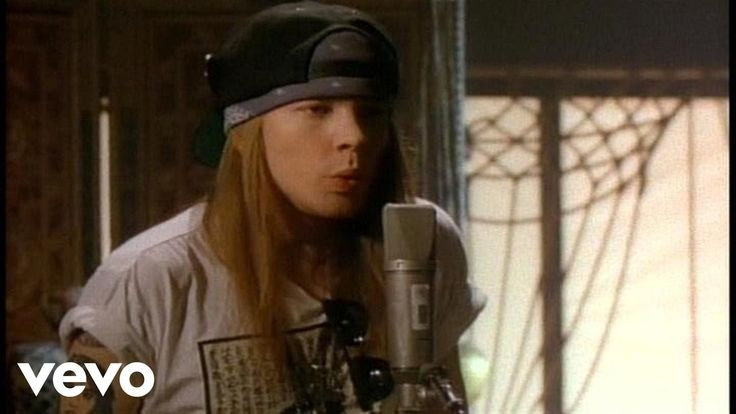 Guns N' Roses - Patience #GNR Music video by Guns N' Roses performing Patience. (C) 1989 Guns N' Roses