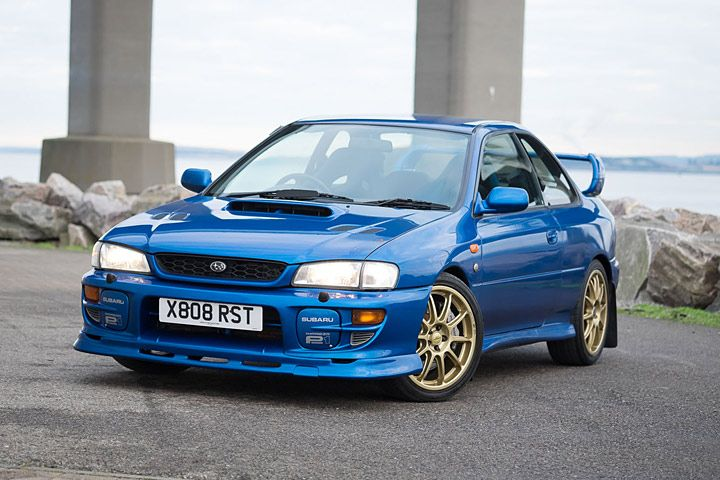 subaru impreza p1 running costs
